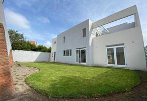 Foto de casa en venta en venta casa nueva en privada, sobre calle zaragoza metepec 1, metepec centro, metepec, méxico, 0 No. 01
