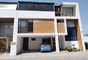 Foto de casa en venta en venta casa zona la carcaña, camino real a momoxpan!! 0 , rincón de la arborada, san pedro cholula, puebla, 0 No. 01