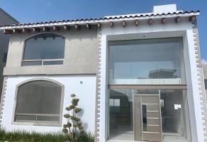 Foto de casa en venta en venta de casa nueva en condado del valle metepec 1, valle del cristal, metepec, méxico, 18292966 No. 01
