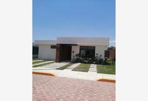 Foto de casa en venta en venta de casas nuevas de un piso en residencial san rafael casa blanca 1, casa blanca, metepec, méxico, 0 No. 01