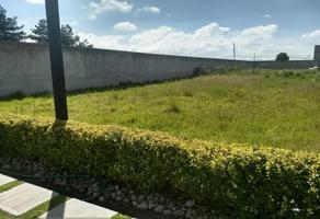 Foto de terreno habitacional en venta en venta de terreno en privada junto a los castaños metepec 1, lázaro cárdenas, metepec, méxico, 0 No. 01