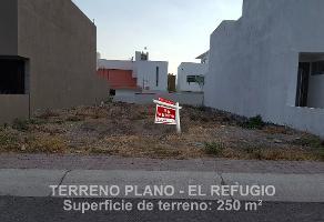 Foto de terreno habitacional en venta en venta del refugio , residencial el refugio, querétaro, querétaro, 14369012 No. 01