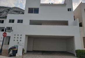 Foto de casa en renta en  , ventanas de la huasteca, santa catarina, nuevo león, 9413654 No. 01