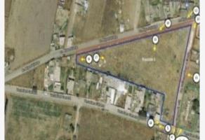 Foto de terreno habitacional en venta en venustiano carranza 90, san pablo de las salinas, tultitlán, méxico, 0 No. 01