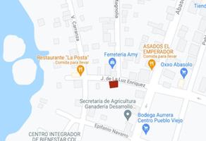 Foto de terreno habitacional en venta en venustiano carranza , ciudad cuauhtémoc, pueblo viejo, veracruz de ignacio de la llave, 0 No. 01