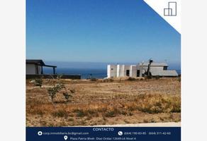 Foto de terreno habitacional en venta en  , venustiano carranza, playas de rosarito, baja california, 20186161 No. 01