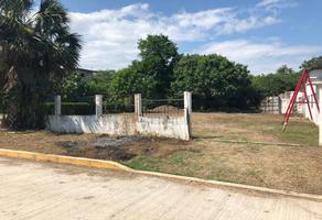 Foto de terreno habitacional en venta en veracruz , obrera, ebano, san luis potosí, 17067558 No. 01