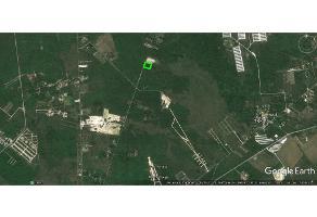 Foto de terreno comercial en venta en  , verde limón conkal, conkal, yucatán, 11937470 No. 01