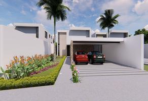Foto de casa en venta en  , verde limón conkal, conkal, yucatán, 14161041 No. 01
