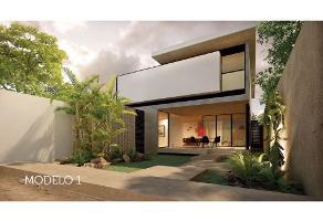 Foto de casa en venta en  , verde limón conkal, conkal, yucatán, 9308803 No. 01