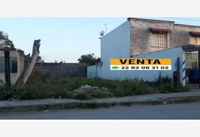 Foto de terreno habitacional en venta en vergel 1, el vergel, veracruz, veracruz de ignacio de la llave, 12406963 No. 01