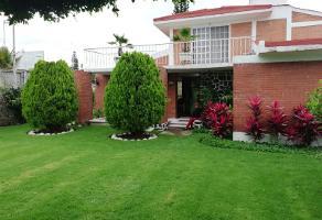 Foto de casa en venta en vergel 1134, vergeles de oaxtepec, yautepec, morelos, 0 No. 01
