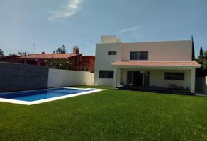 Foto de casa en venta en  , vergeles de oaxtepec, yautepec, morelos, 20149751 No. 01