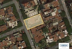 Foto de terreno habitacional en venta en  , veronica anzures, miguel hidalgo, df / cdmx, 15839227 No. 01
