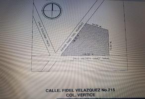 Foto de terreno comercial en venta en vertice , vértice, toluca, méxico, 0 No. 01