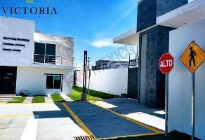 Foto de casa en venta en vesana , paseos del valle, toluca, méxico, 14415101 No. 01