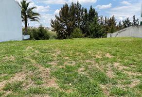 Foto de terreno habitacional en venta en via atlixcayotl 17, la vista contry club, san andrés cholula, puebla, 17245824 No. 01