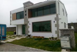 Foto de casa en venta en vía cervera 27, valle del cristal, metepec, méxico, 17245084 No. 01