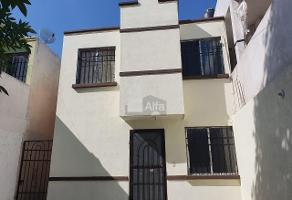 Foto de casa en venta en via compobasso , joyas de anáhuac sector florencia, general escobedo, nuevo león, 12480807 No. 01