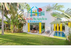 Foto de casa en renta en viaducto diamante s/n xcaret, villas xcaret, acapulco de juárez, guerrero, 0 No. 01
