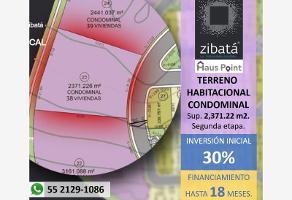 Foto de terreno habitacional en venta en vialidad local , desarrollo habitacional zibata, el marqués, querétaro, 0 No. 01