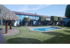 Foto de casa en condominio en venta en  , vicente estrada cajigal, cuernavaca, morelos, 11947171 No. 01