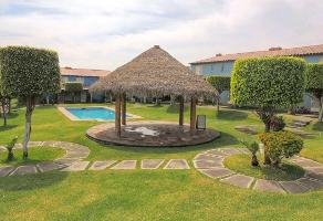 Foto de casa en condominio en venta en vicente estrada cajigal, cuernavaca, morelos , vicente estrada cajigal, cuernavaca, morelos, 0 No. 01