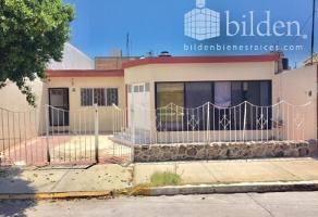 Foto de casa en venta en vicente guerrero 100, chapultepec, durango, durango, 13700663 No. 01