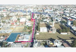 Foto de terreno comercial en venta en vicente guerrero 15, san bernardino tlaxcalancingo, san andrés cholula, puebla, 0 No. 01