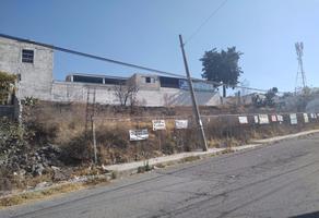 Foto de terreno habitacional en venta en  , vicente guerrero 1a. sección, nicolás romero, méxico, 10965539 No. 01