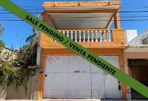 Foto de casa en venta en vicente guerrero 509, centro, mazatlán, sinaloa, 0 No. 01