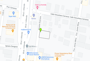 Foto de terreno habitacional en venta en vicente guerrero , altamira centro, altamira, tamaulipas, 19969749 No. 01