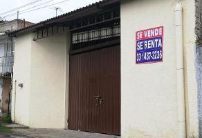 Foto de bodega en venta en vicente guerrero calle 6, nuevo méxico, zapopan, jalisco, 0 No. 01