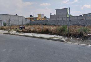 Foto de terreno habitacional en venta en vicente guerrero , jacalones i, chalco, méxico, 0 No. 01