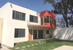 Foto de casa en venta en vicente guerrero , las granjas, cuernavaca, morelos, 16013734 No. 01