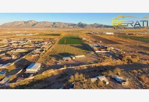 Foto de terreno habitacional en venta en vicente lombardo , aeropuerto, chihuahua, chihuahua, 0 No. 01