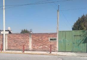 Foto de terreno habitacional en venta en vicente villada oriente , san lorenzo tepaltitlán centro, toluca, méxico, 12183794 No. 01