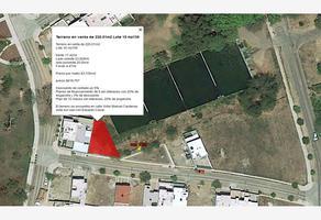 Foto de terreno habitacional en venta en víctor manuel cárdenas 10, rincón del bosque, colima, colima, 16148517 No. 01