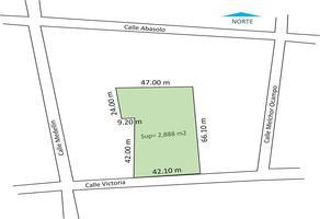 Foto de terreno habitacional en venta en victoria , colima centro, colima, colima, 10686070 No. 01