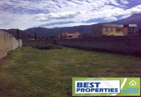 Foto de terreno comercial en venta en victoria , sector panohaya, amecameca, méxico, 13139132 No. 01