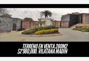 Foto de terreno habitacional en venta en vilatana madin 9, el calvario, atizapán de zaragoza, méxico, 19170138 No. 01