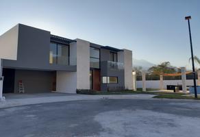 Foto de casa en venta en villa 10, villas de santa cecilia, los rodríguez 10, los rodriguez, santiago, nuevo león, 19344859 No. 01