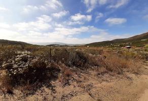 Foto de terreno habitacional en venta en villa 78, san antonio de las minas, ensenada, baja california, 17991478 No. 01