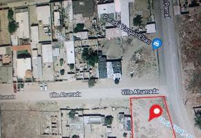 Foto de terreno comercial en venta en villa ahumada , fidel avila, juárez, chihuahua, 0 No. 01