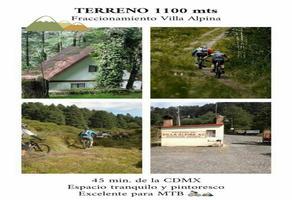 Foto de terreno habitacional en venta en villa alpina , villa alpina, naucalpan de juárez, méxico, 0 No. 01