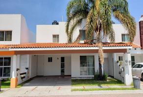 Foto de casa en renta en villa de los angeles , jardines de san pedro, salamanca, guanajuato, 16662678 No. 01