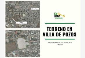 Foto de terreno habitacional en venta en  , villa de pozos, san luis potosí, san luis potosí, 12243310 No. 01
