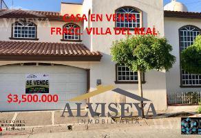 Foto de casa en venta en  , villa del real, culiacán, sinaloa, 11264630 No. 01