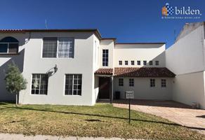 Foto de casa en renta en villa dorada nc, residencial villa dorada, durango, durango, 19142383 No. 01