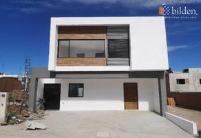 Foto de casa en venta en villa ecuestre nc, villas del guadiana iv, durango, durango, 19205086 No. 01